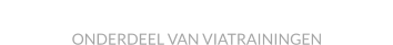 THE FUTURE IN SECURE HOSPITALITY. ONDERDEEL VAN VIATRAININGEN